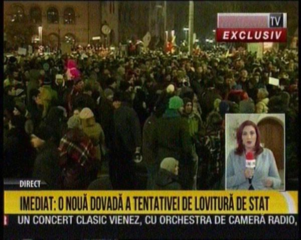 ordonantele de gratiere proteste piata universitatii