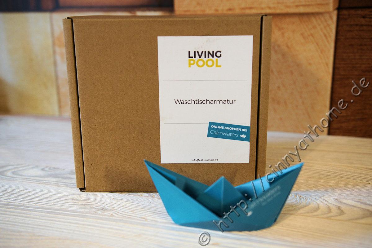 cinny home ein neuer wasserhahn der das leben erleichtern wird calmwaters armatur frbt17. Black Bedroom Furniture Sets. Home Design Ideas