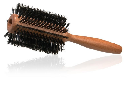 Hairbrush handle