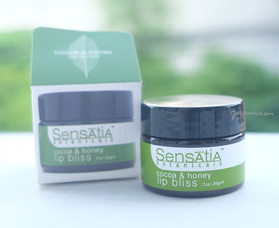 Review Sensatia Botanicals by Jessica Alicia