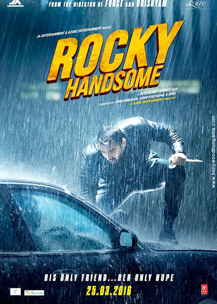 Rocky Handsome (2016) Movie Poster No. 4