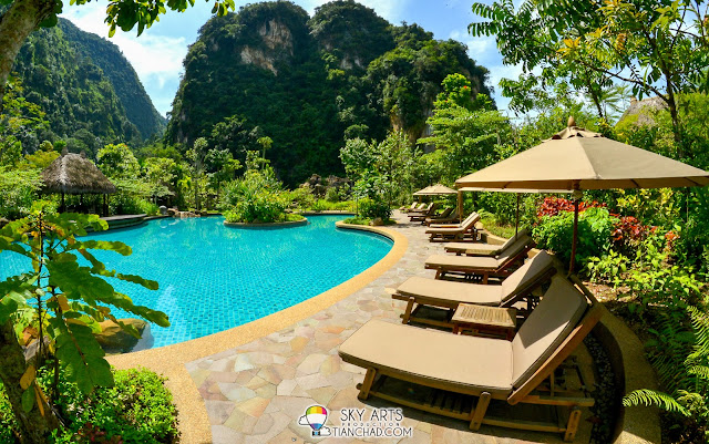 The Swimming Pool @ The Banjaran Hotsprings Retreat, Ipoh