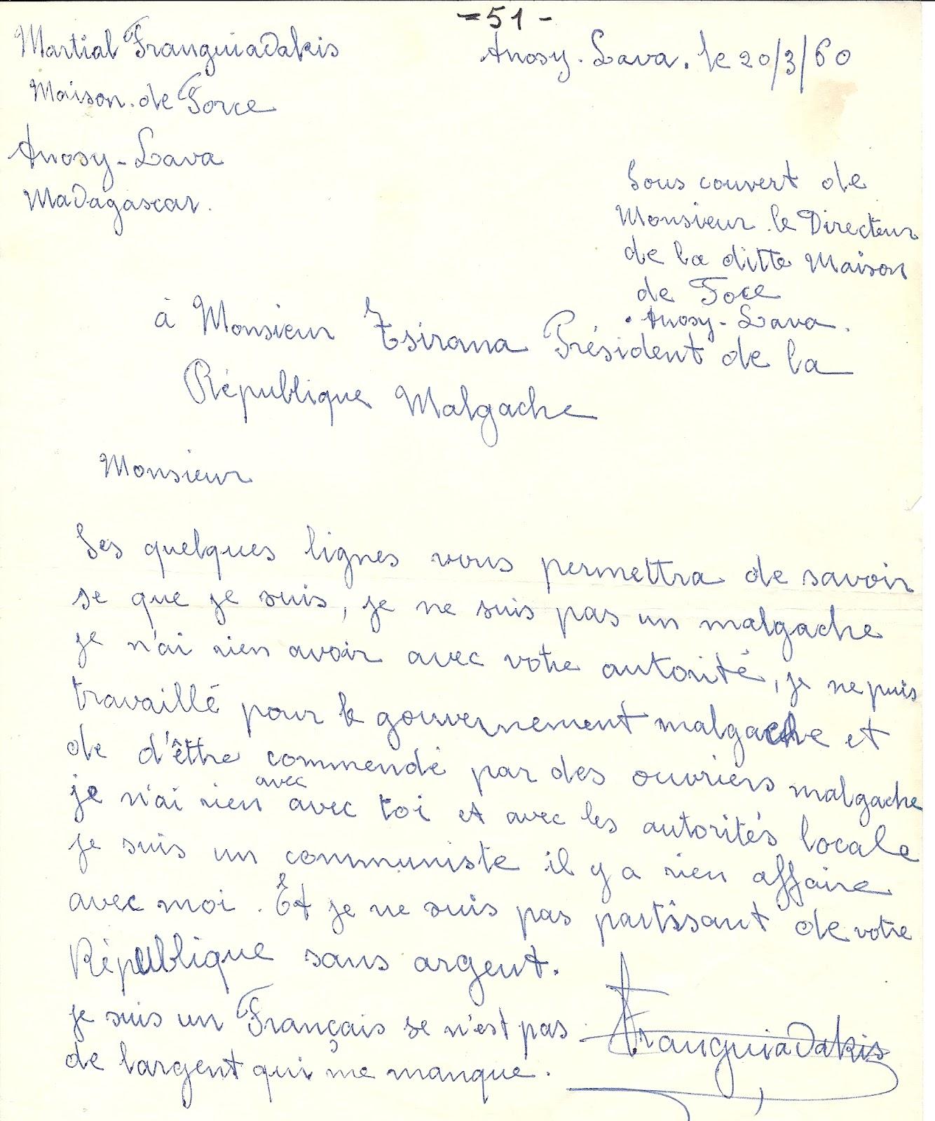 Prisons A Madagascar 1959 1960 1961
