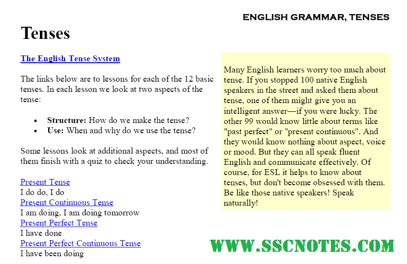 Learn English Grammar Pdf