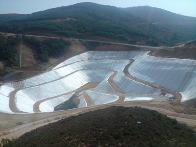 Τα απορρίμματα της Λευκάδας στον ΧΥΤΑ Καρβουναρίου