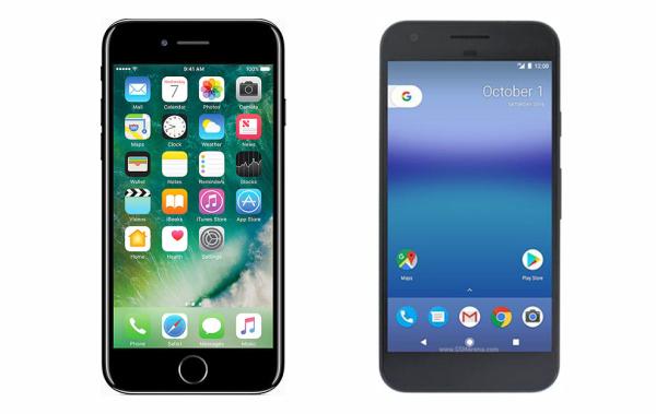 Perbandingan iPhone 7 vs Google Pixel, Mana Yang Lebih Baik?