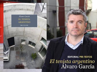 Crítica literaria literaria Tenista Argentino ALvaro Garcia