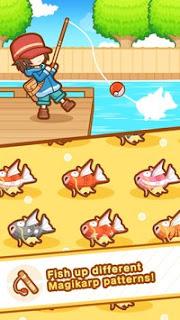 Pokemon : Magikarp Jump v1.0.1 Apk Mod 3