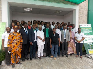 NiRA, UI, AFRINIC  AND  ATCON SHOWCASE  IMPORTANCE OF IPV6 ADOPTION IN NIGERIA.