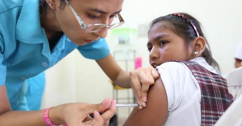 MINSA exhorta a la población a vacunarse contra la influenza y neumococo - www.minsa.gob.pe