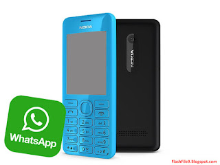 This post i will share with you latest version of Nokia 206 Mobile phone whatsapp you can easily download this Whatsapp application on our site.