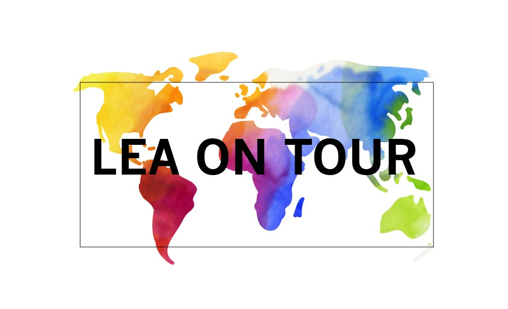 LEA ON TOUR
