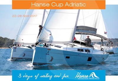 Hanse Cup Adriatic 22-26 April 2017