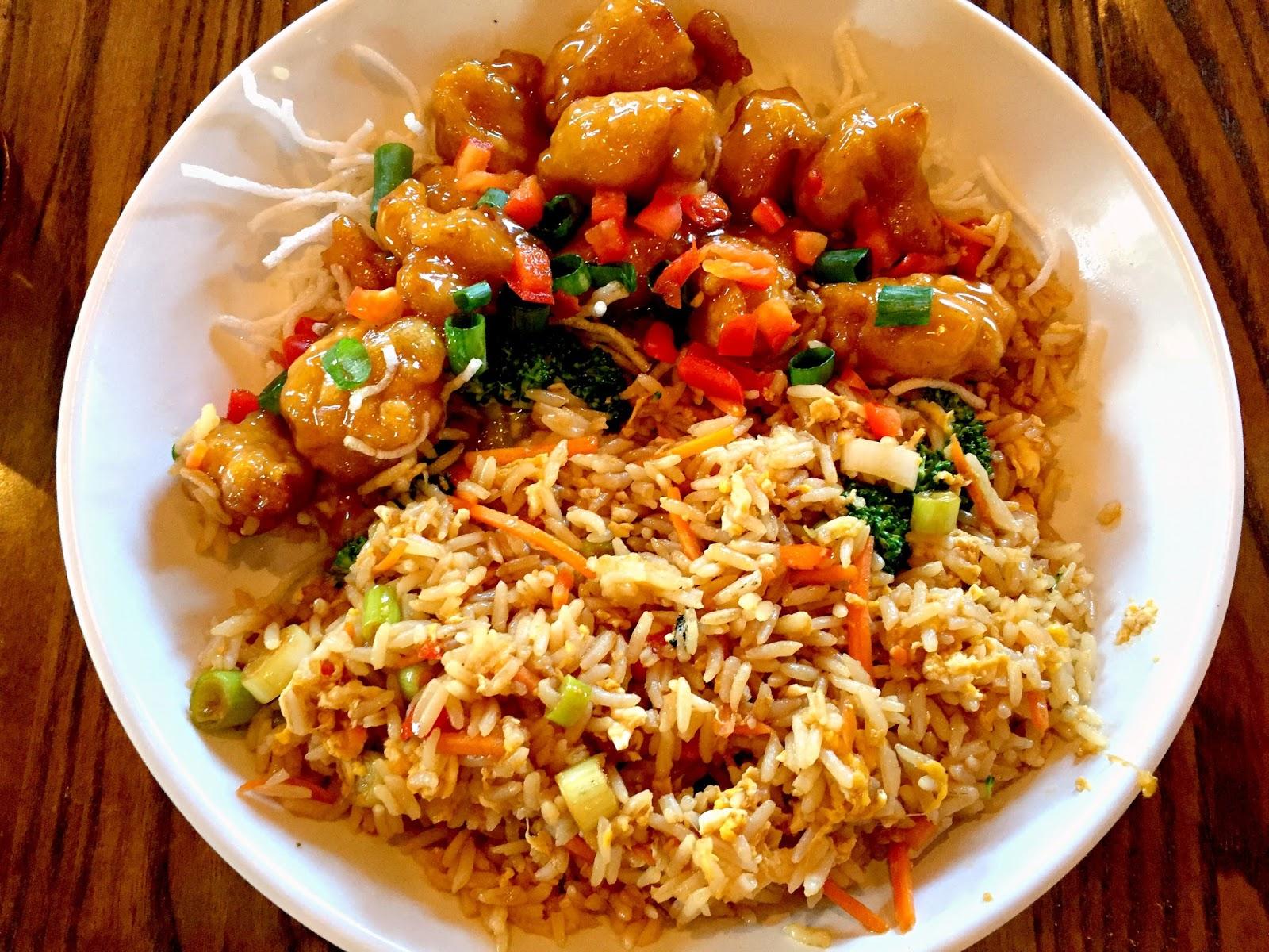 Pei Wei - Honey Seared Chicken