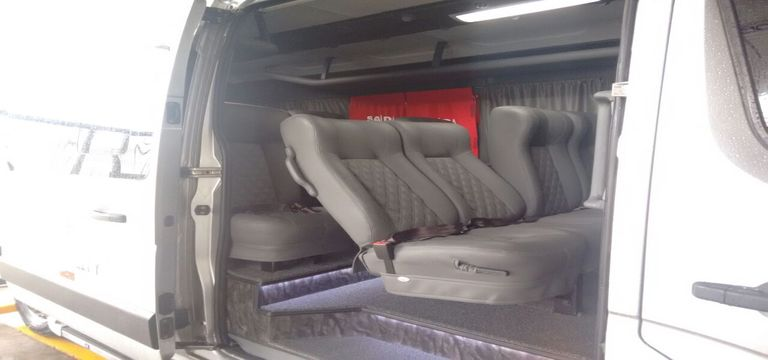 Traslados Vans em Fortaleza