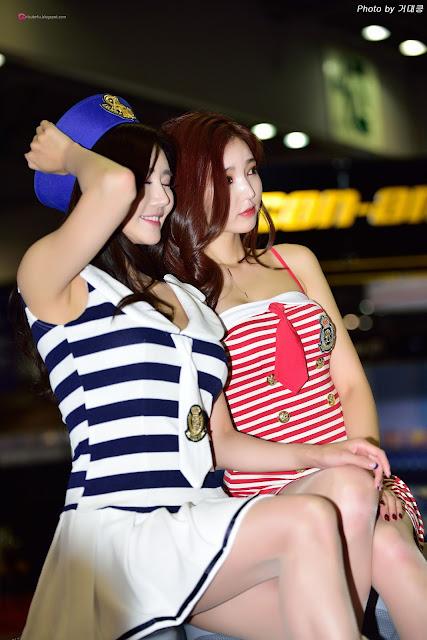 5 Han Ga Eun 2016 Korea International Boat Show - very cute asian girl-girlcute4u.blogspot.com