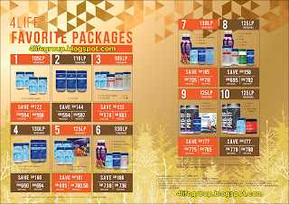 Promosi Bulanan 4life Malaysia