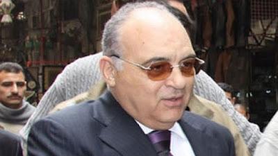 اللواء محمود وجدي - وزير الداخلية الأسبق