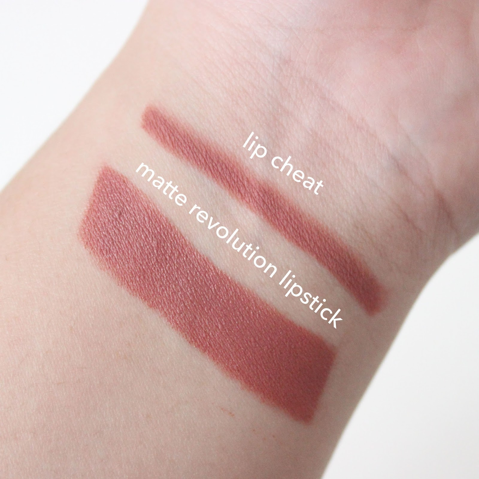 revolution lip talk matte pillow reviews swatches cheat lipstick product charlotte tilbury photos