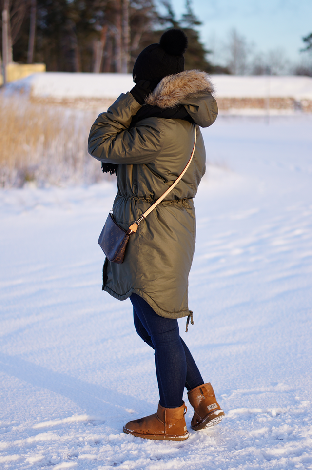 Ugg Laukku : Nanne finally winter