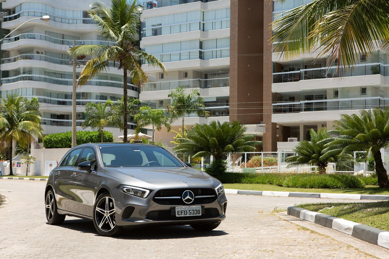 4e8b1df448f7e Esqueça tudo o que lhe disseram a respeito do Mercedes-Benz Classe A. O  icônico modelo, que fez muito sucesso no Brasil no início dos anos 2000  está de ...