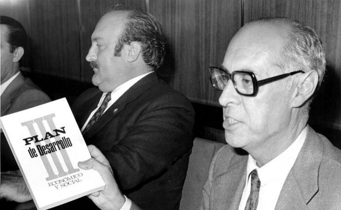 López Rodó, uno de los más destacados ejemplos del Opus Dei y los ministros españoles, desde Franco a Rajoy