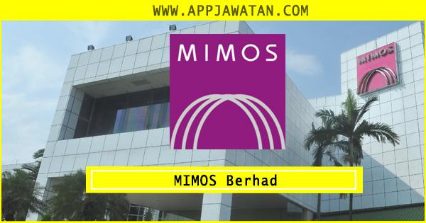 Jawatan Kosong di MIMOS Berhad