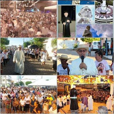 Confira a programação da 28ª Romaria do Padre Cícero em Delmiro Gouveia