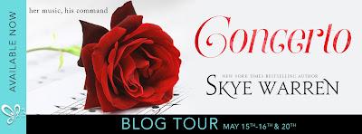 Blog Tour: Concerto by Skye Warren — Review + Excerpt