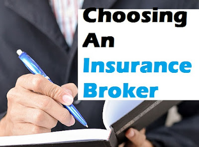 selecting an insurance agent
