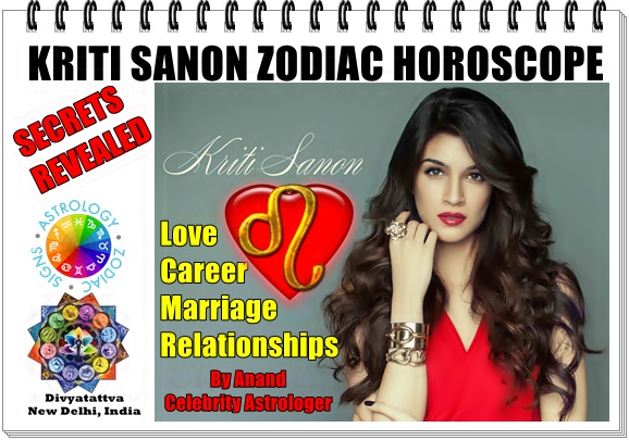 kriti sanon, kriti sanon horoscope, kundli, birth charts, astrology charts, jyotish