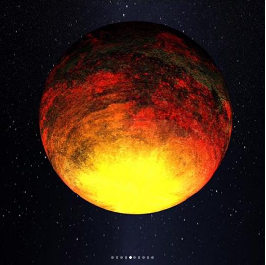 ناسا تعلن عن اكتشاف الكواكب عبر الفيس بوك