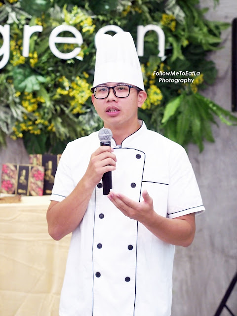 Taiwanese Master Pastry Chef For BMS Organics Mooncakes