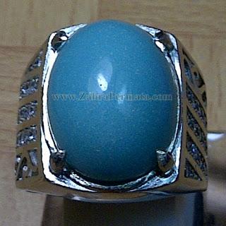 Cincin Batu Posfor Biru - ZP 904
