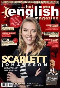 Hot English Magazine - Number 131