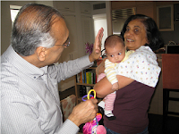 Image: Laila and the Grandparents Virji,  by Salim Virji, on Flickr