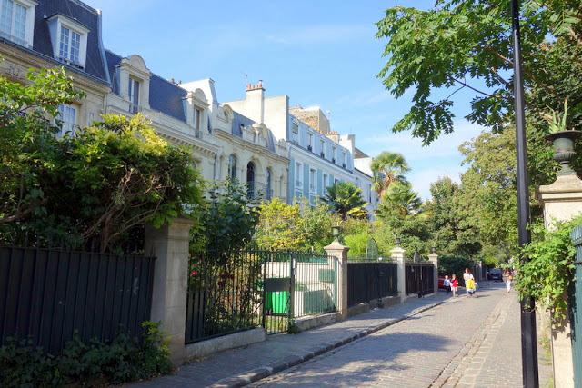 Paris mes 10 cit s parisiennes pr f r es belleville - 10 avenue de la porte de menilmontant ...