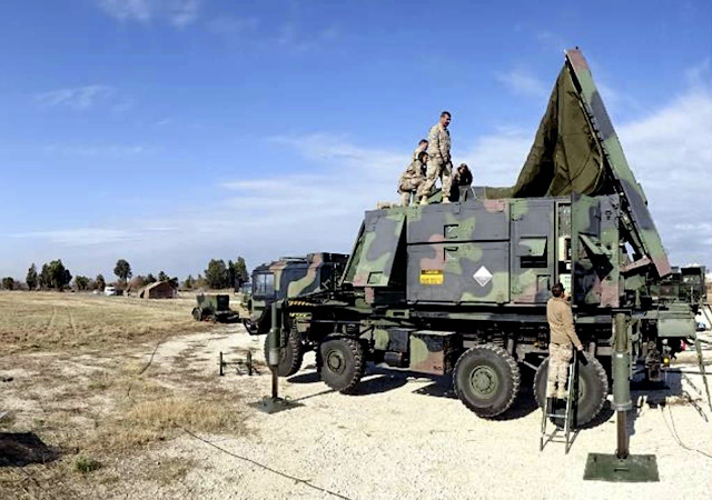 La misión que mantiene 150 militares españoles en Turquía