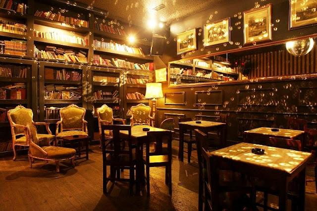 Restaurante Casa do Livro de Porto