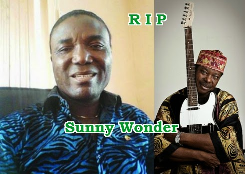 sunny ade manager dead