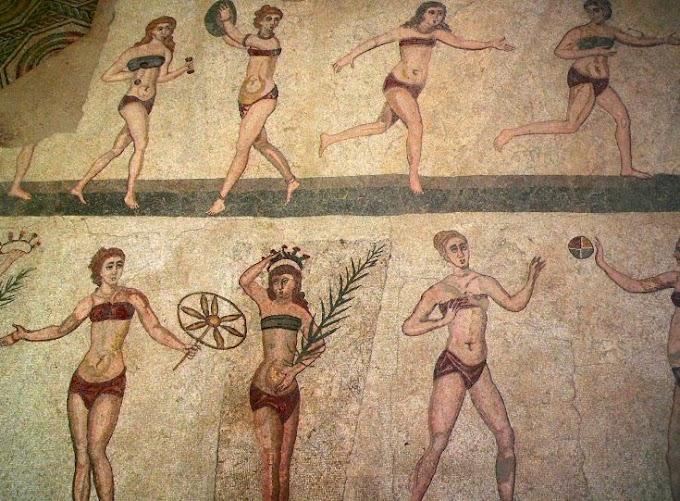 Η εξέλιξη των γυναικείων εσωρούχων μέσα στο χρόνο