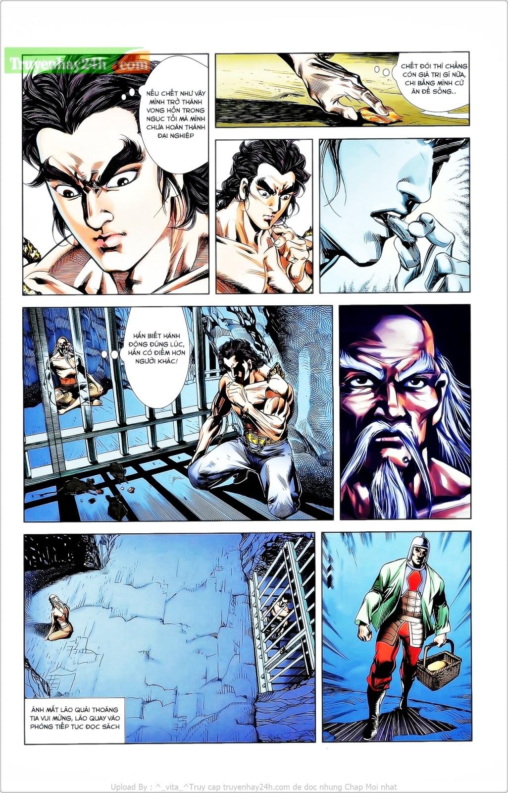 Tần Vương Doanh Chính chapter 24 trang 26