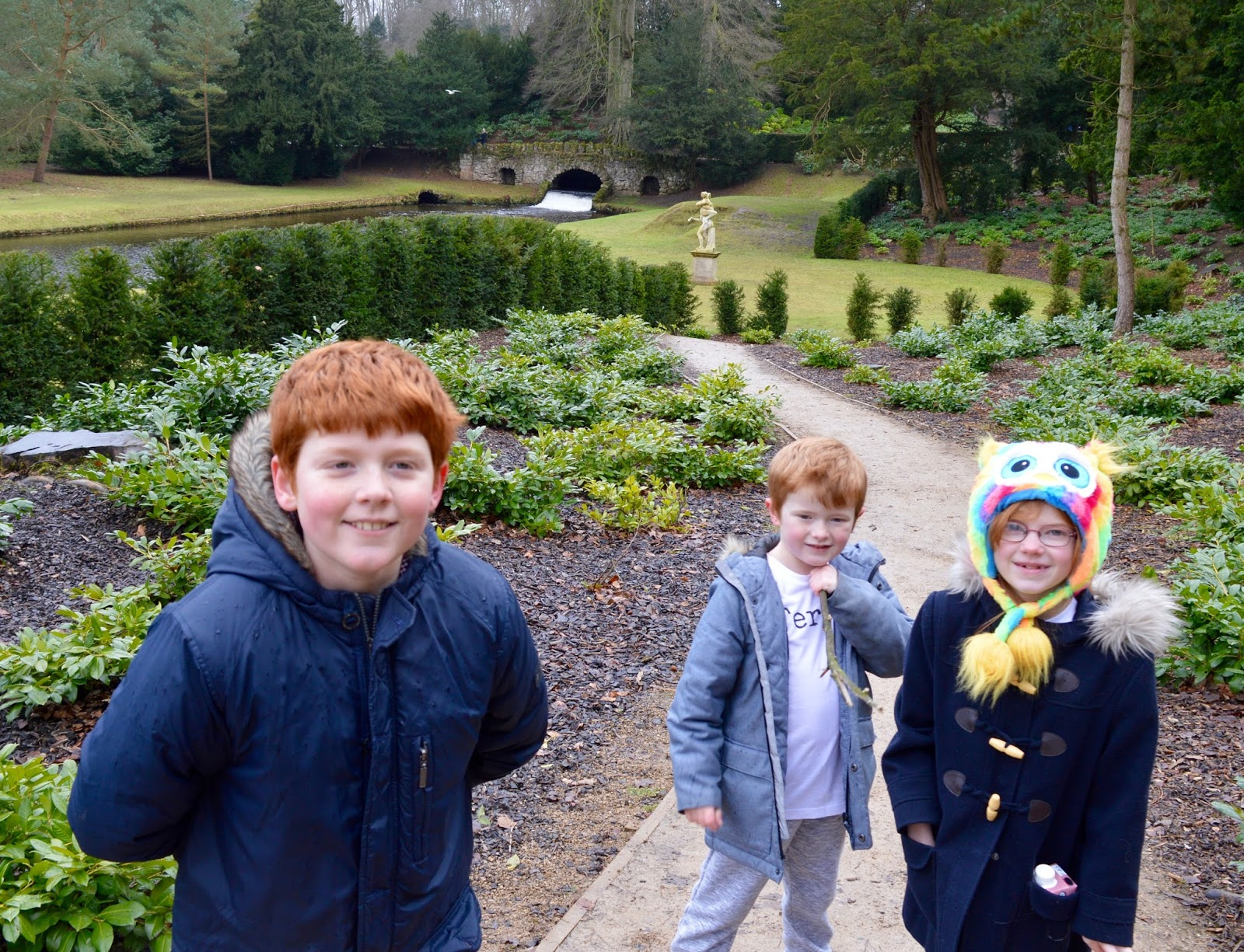 The Best Family Days Out in North Yorkshire  - Fountains Abbey