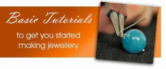 Basic tutorials section of jewellery show