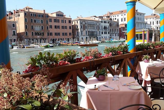 Melhores restaurantes em Veneza
