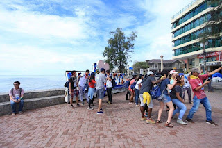 amazing race team building in Dumaguete City, Negros Oriental, Philippines