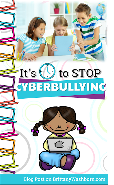 From kids to adults, cyberbullying is running rampant. As tech teachers, there is a responsibility to teach students about being good (and aware) digital citizens. If our students aren't the perpetrators or the victims - they're the witnesses. In this post I'm going to cover what cyberbullying looks like, what to do about it, and how to stop it.