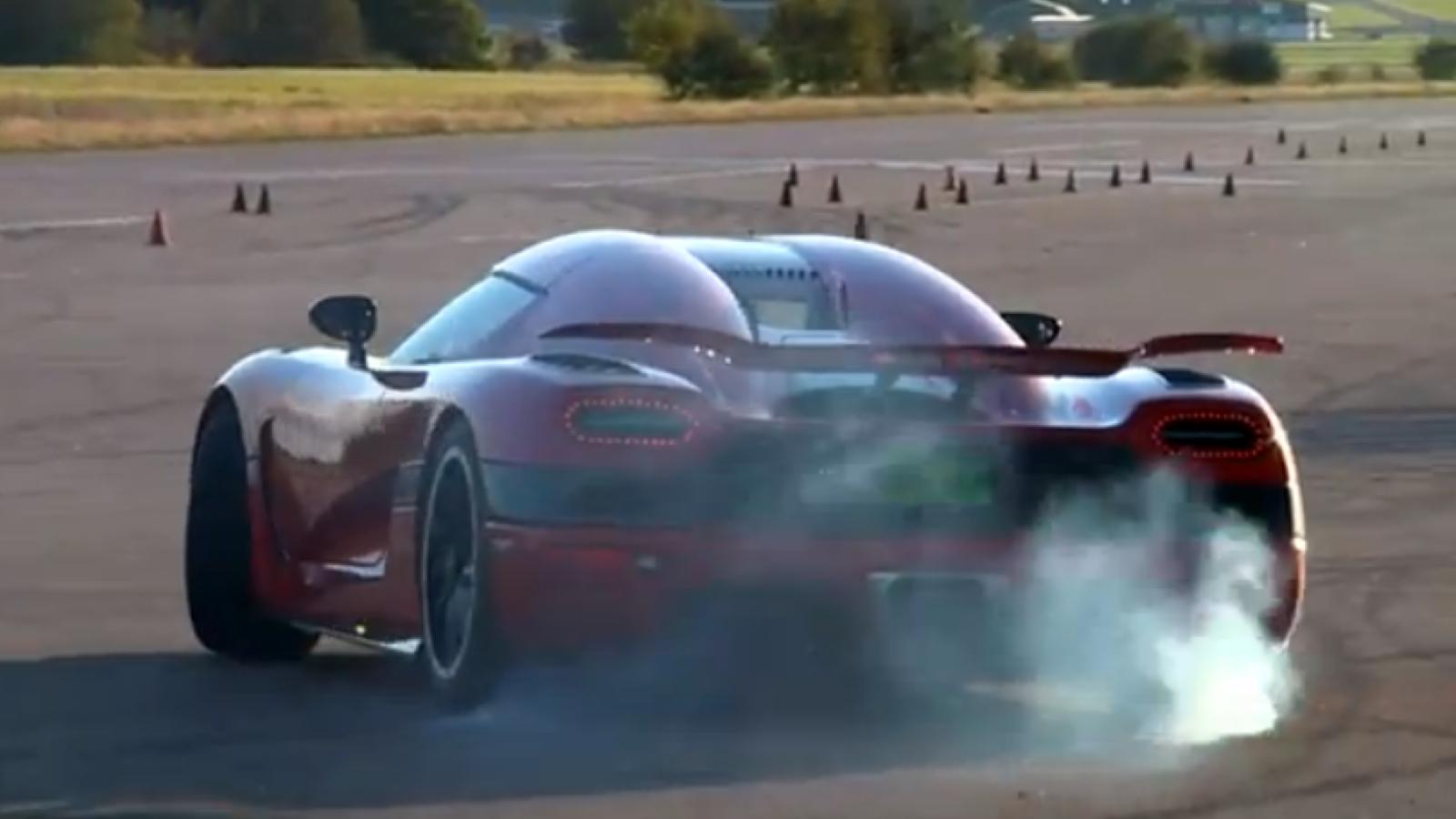 New Fastest Car In The WorldKoenigsegg Agera R
