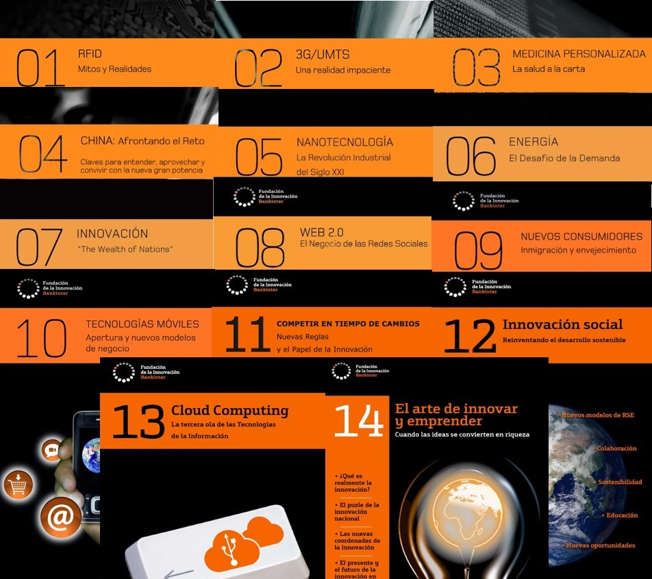 14 Documentos para emprendedores innovadores