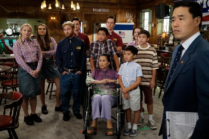 Fresh Off The Boat - Episode 3.04 - Citizen Jessica - Promo, Promotional Photos & Press Release